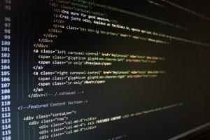 Código fuente de una página web a medida