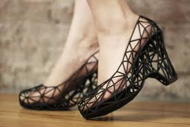 Zapato impreso con una impresora 3D