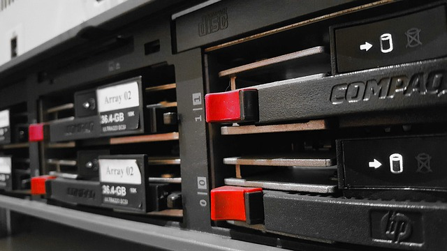 RAID de discos en un servidor